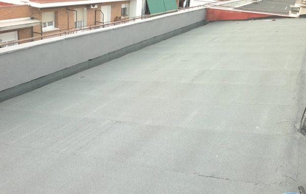 Impermeabilización cubiertas deck