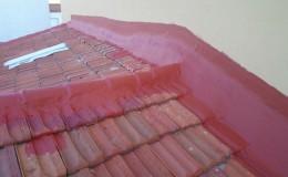 Cubiertas con fibra de vidrio y resinas -12