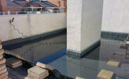 Impermeabilizacion de terrazas foto 2