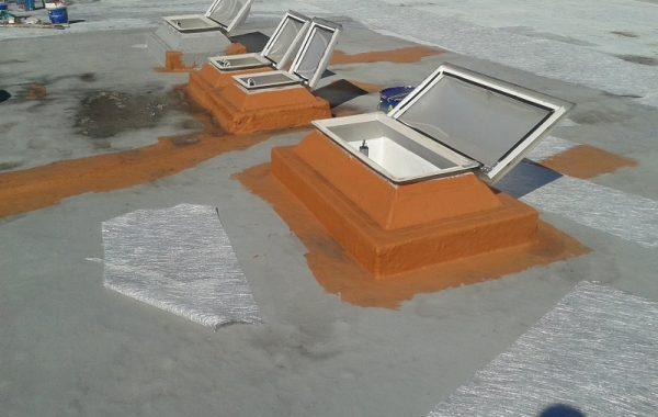 Impermeabilización revestimiento elástico